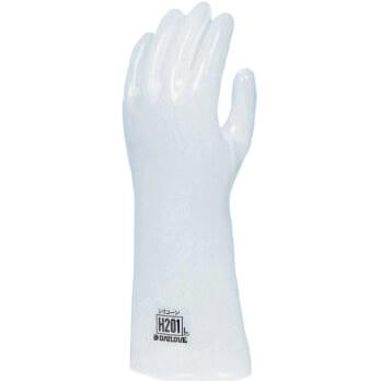 ダイローブ 耐溶剤用 シリコーン手袋 ロング [1双入] H201