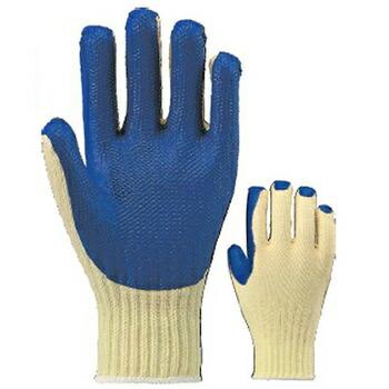 ゴム張り手袋 [5双入り] 1110-1P 作業手袋