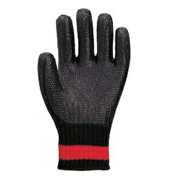 ゴム張り クロベエ 3双組×5セット [総数15双] 122-GX-3P 作業手袋