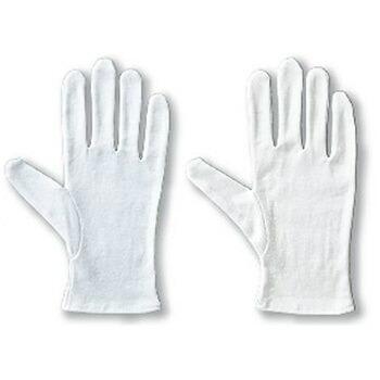 純綿スムス手袋 マチ無し 12双組×5セット[総数60双] 38 綿 マチなし