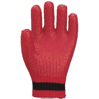 ゴム張り アカベエ [5双入り] 122-GR 作業手袋