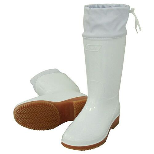 ハイパーV #4200 フード付き衛生長靴 #4200 レインブーツ