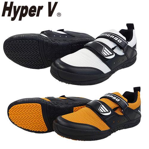 HyperV ハイパーV 屋根プロII 耐滑 耐油 屋根専用作業靴 #1300 マジック止め 先芯なし