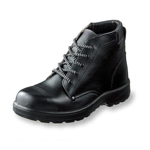 ウレタン2層中編靴(樹脂先芯) AZ212 紐靴 JIS規格