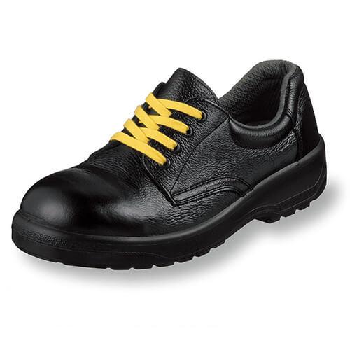 ウレタン2層静電短靴 AG-AS112(AG-AS112P) 紐靴 JIS規格