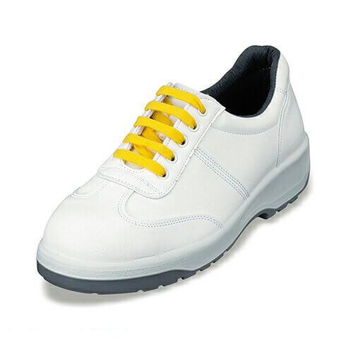 ウレタン2層人工革スニ-カ-静電(ヒモ) AN-AS3051B 静電靴 紐靴 スニーカータイプ