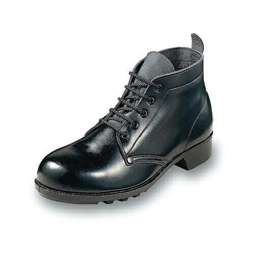 耐水・耐油・耐薬品中編靴  AG-S212 紐靴 JIS規格