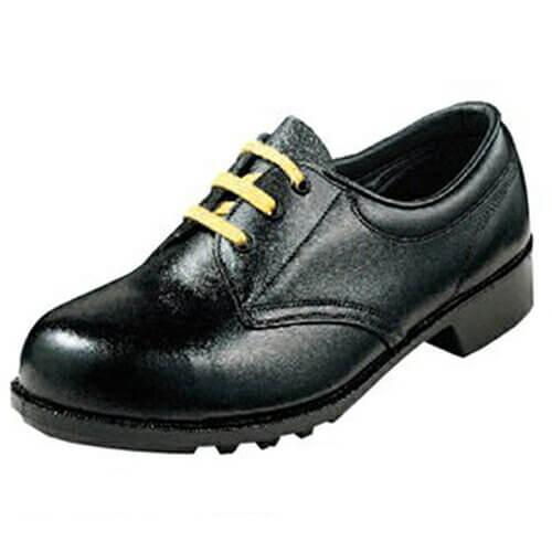 静電短靴 AS112P 紐靴 JIS規格