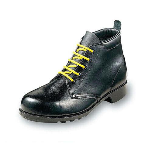 静電中編靴 AS212P 紐靴 JIS規格