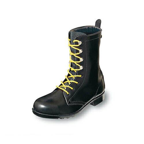 静電長編靴  AS511P 紐靴 JIS規格