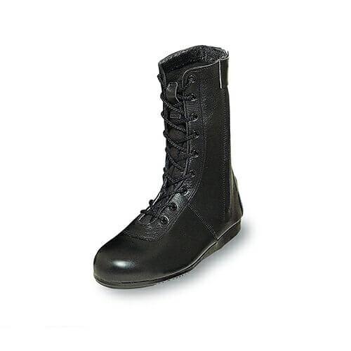 消防作業靴(合成先芯) CH5801 紐靴 先芯あり