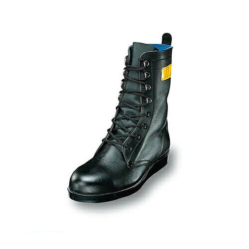 耐熱長編靴 AT511 紐靴 先芯あり