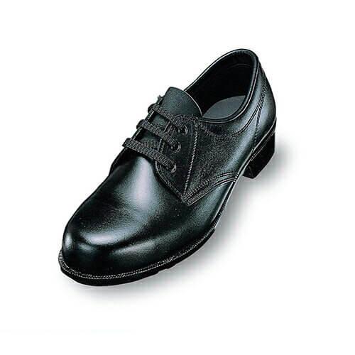 軽作業短靴(合成先芯)  M112P 紐靴 先芯あり