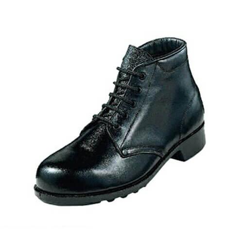 軽作業中編靴(合成先芯) M212P 紐靴 先芯あり