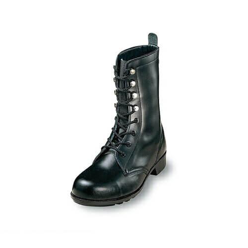 軽作業長編靴(合成先芯) M511P 紐靴 先芯あり
