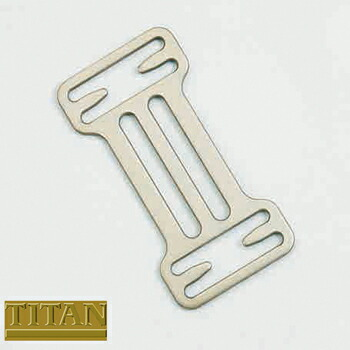 ハーネス用部品/TBハーネス用胴ベルト固定板 高所作業 安全用品