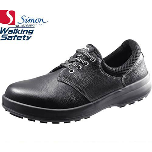 WS11黒 1700011、1700010、1700012 紐靴 JIS規格