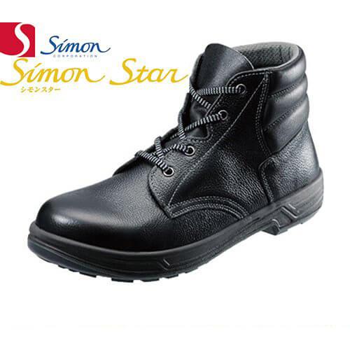 SS22黒 1823370、1823372、1823379 紐靴 JIS規格