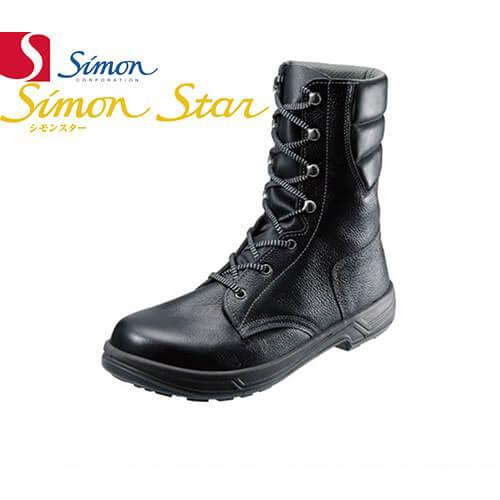 SS33黒 1823380、1823382、1823389 紐靴 JIS規格