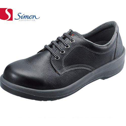 7511黒 1122490、1122492 紐靴 JIS規格