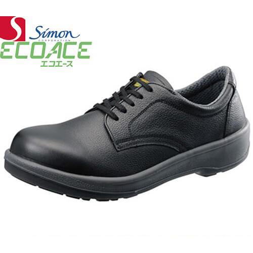 ECO11黒 1321240 紐靴 JIS規格