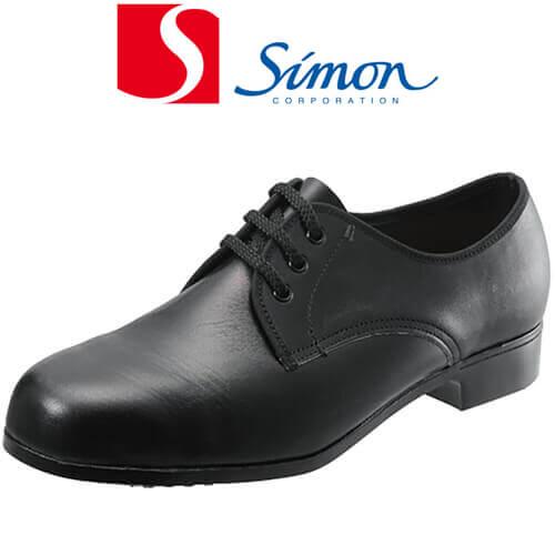 6061黒 2180770 紐靴 JIS規格