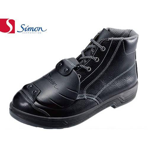 SS22樹脂甲プロD-6 1825570 紐靴 JIS規格
