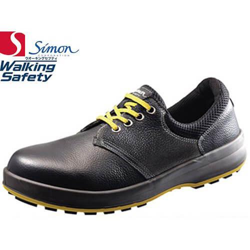 WS11黒静電靴 1700050、1700052 紐靴 JIS規格