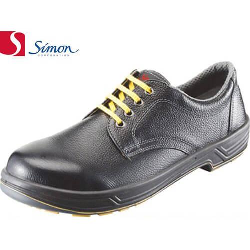 SS11黒静電靴 1824480、1824482、1824489 紐靴 JIS規格
