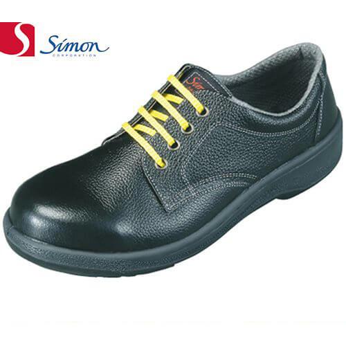 7511黒静電靴 1122620、1122622 紐靴 JIS規格