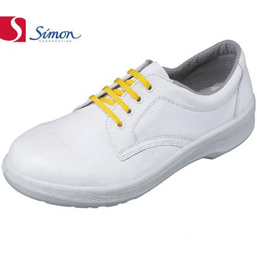 7511白静電靴 1122610 紐靴 JIS規格