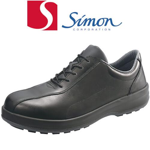 8512黒C付 1702410 紐靴 JIS規格