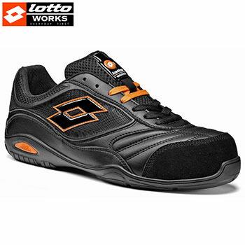 エナジー ENERGY LQ2004 紐靴 ISO規格 プロテクティブスニーカー