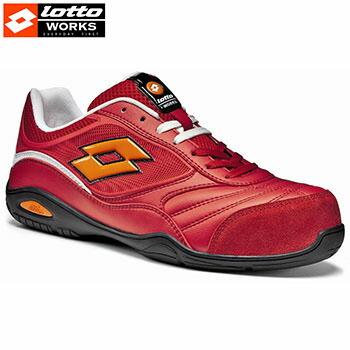 エナジー ENERGY LQ2005 紐靴 ISO規格 プロテクティブスニーカー