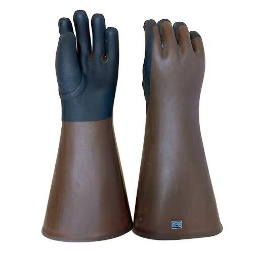弘進ゴム 水産5本指手袋