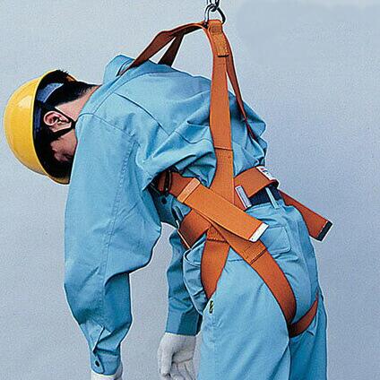 被災者吊上げベルト/ベルト締付式 R-427-BX