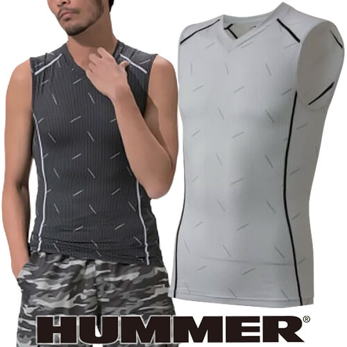 クールコンプレッションノースリーブシャツ 9041-15 夏用 涼しい クール