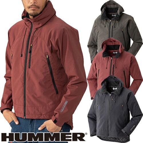 ハマー グランヒート防風ジャケット 011-1 作業着 防寒 作業服