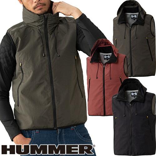 ハマー 撥水防風ベスト 950-0 作業着 防寒 作業服