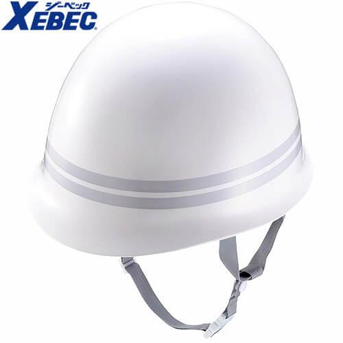 ヘルメットMPタイプ反射2本線  18700 工事用 土木 建築 防災