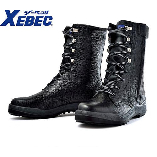 安全長編上(靴) 85023 紐靴 JIS規格