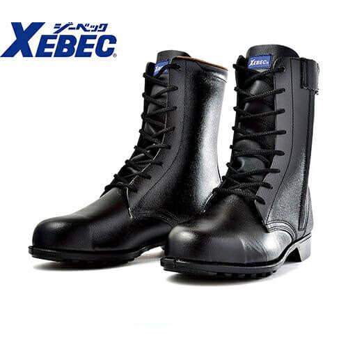 安全長編上(靴) 85027 紐靴 JIS規格