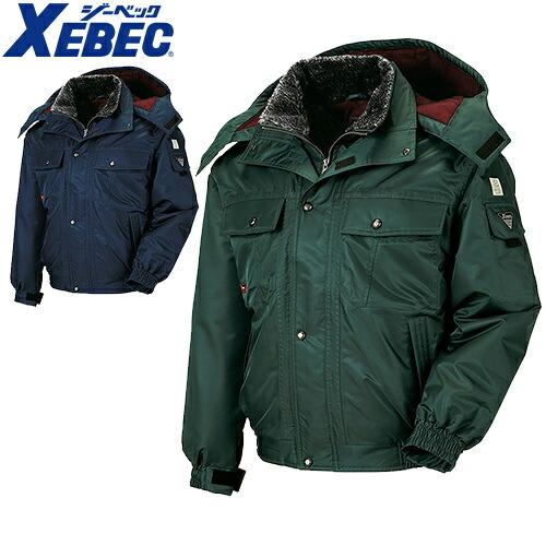 エコ防水ブルゾン 572 作業着 防寒 作業服