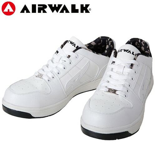 AIRWALK エアウォーク ローカット 靴紐タイプ AW-620 紐靴 JSAA規格 プロテクティブスニーカー
