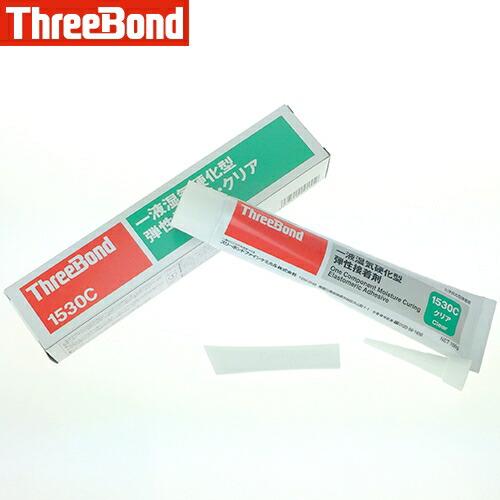弾性接着剤 一液湿気硬化型・クリア  TB1530C