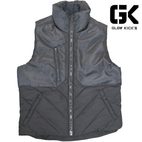 防寒ベスト GKW-8207 作業着 防寒 作業服