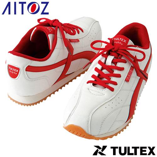 TULTEX セーフティシューズ(クロスライン) AZ-51610 紐靴 スニーカータイプ