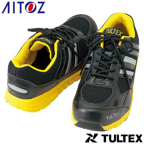 TULTEX セーフティシューズ AZ-51634 紐靴 スニーカータイプ