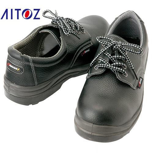 セーフティシューズ(ウレタン短靴ヒモ) AZ-59801 紐靴 JSAA規格 プロテクティブスニーカー