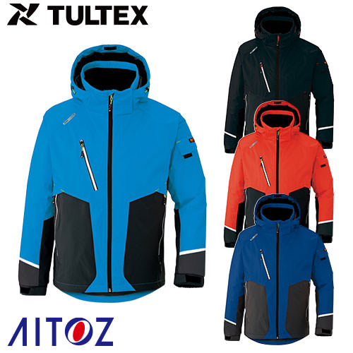 防寒ジャケット AZ-6174 作業着 防寒 作業服